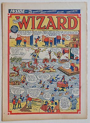 THE WIZARD #1265 - 13th May 1950