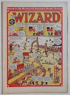THE WIZARD #1274 - 15th July 1950