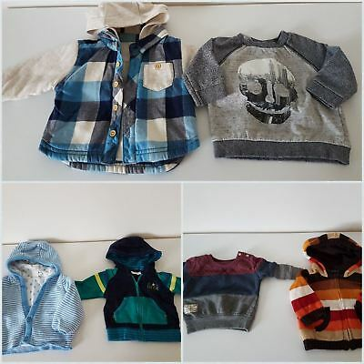 Boys 0-3 months Jumper Bundle X6 Gap Baby