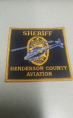 Henderson County  Aviation