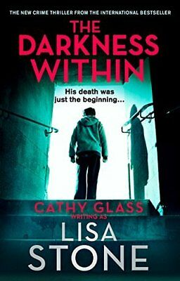 The Darkness Within by Lisa Stone New Paperback Book