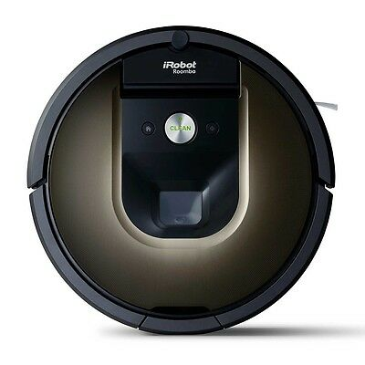 iRobot Roomba R980 Vacuum Cleaning Robot Automatic Recharging Wifi RRP $1499