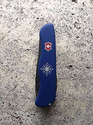 0.8593.2W Victorinox Swiss Army Pocket Knife SKIPPER BLUE 2017 Couteau suisse