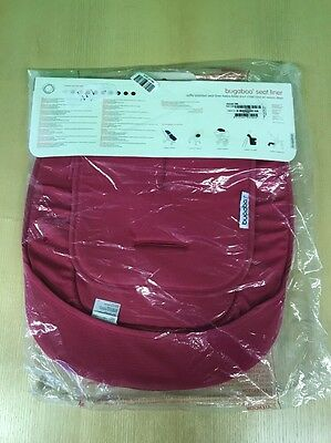 Bugaboo Seat Liner in Pink