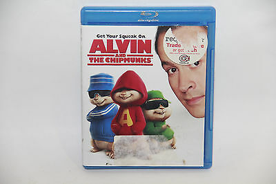 Alvin and the Chipmunks (Blu-ray Disc, 2009)  Free Same Day Shipping!