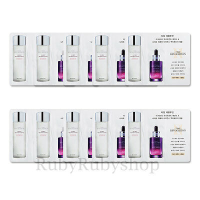 [MISSHA] The First Treatment Essence & Night Repair Science Activator Ampoule
