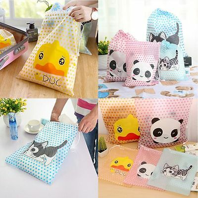 Lovely Cosmetic Bags Organizer Waterproof Makeup Storage Toiletry Bag Pouch