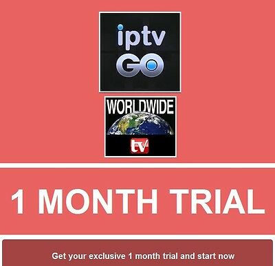 IPTV Subscription 1 Month Trial for Mag Android m3u smart TV Zgemma Openbox