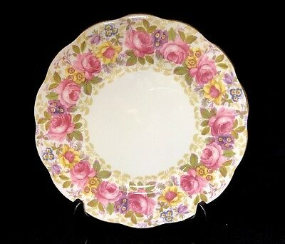Royal Albert Serena Cereal Bowl Bone China Made In England