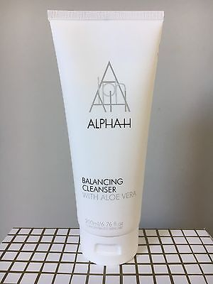 Alpha H Balancing Cleanser With Aloe Vera 200Ml ~ New & Sealed - **fresh Stock**