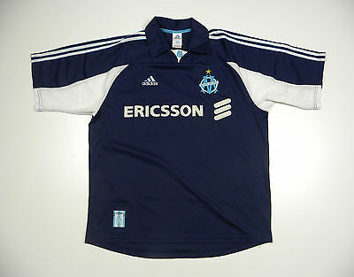 Maillot Olympique Marseille 2013 / 2014 Away Kit Jersey Shirt
