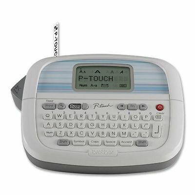 Brother P-Touch PT-90 Personal Label Maker Electronic Labeling System Files NEW