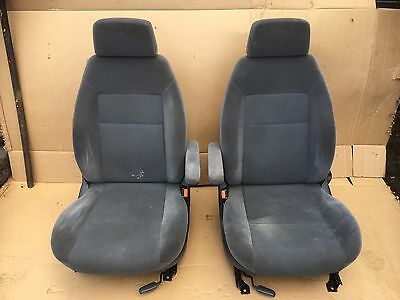 Ford Galaxy/seat/sharan Front Swivel Seats With Armrest And Headrest