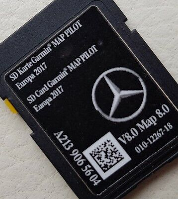 100 Genuine Becker Map Pilot 07 2015 Navigation Oem Mercedes