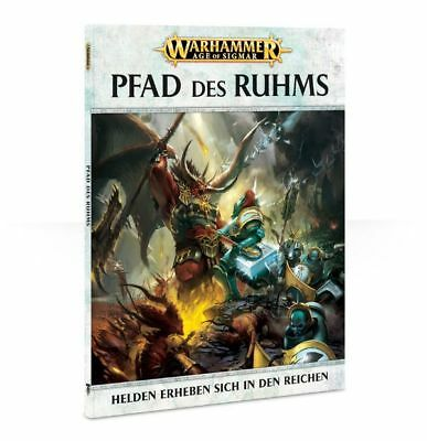 Warhammer Age of Sigmar Path to Glory (Deutsch) Warhammer AOS Warbands Kampagnen