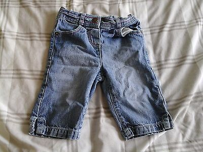 Girl's Cherokee Jeans - size 12-18 months