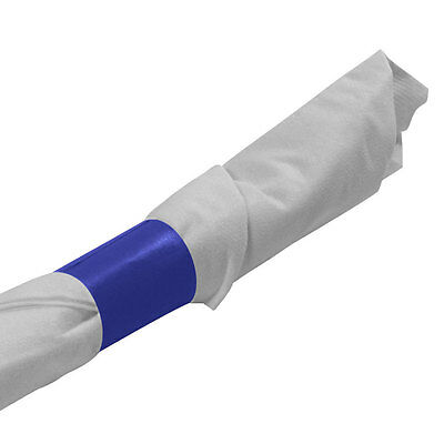 Napkin Bands Royal Blue (500) Free Shipping Usa Only