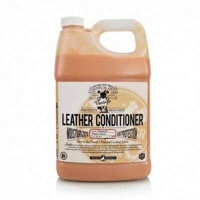 Chemical Guys - LEATHER CONDITIONER - LEDERPFLEGE - GALLON
