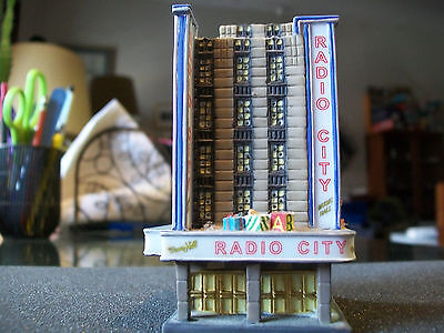 Department 56 Radio City Music Hall Christmas In The City Dept. 56