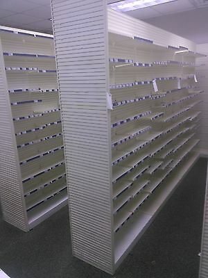 Uniweb Pharmacy Shelving
