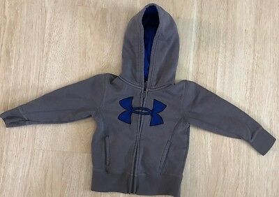 Boys / Girls Under Armour Hoodie Pullover Size Youth 4