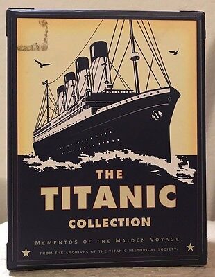 The Titanic Collection - Mementos of the Maiden Voyage