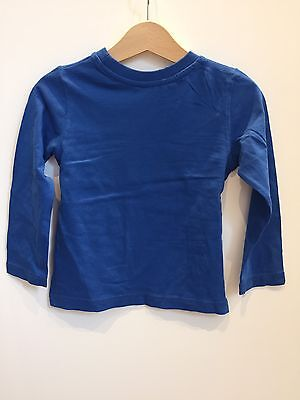 Mothercare Baby Boy Blue Long Sleeved Top 18-24