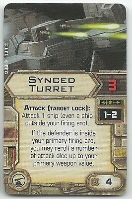X-Wing Synced Turret