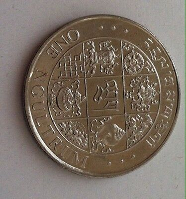 1979 One 1 Ngultrum Roral Government Of Bhutan Silver Coin