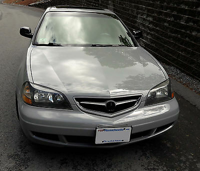 2003 Acura CL TYPE S 2003 ACURA CL TYPE S 6 SPEED TURBOCHARGED ONE OF A KIND 400 HP