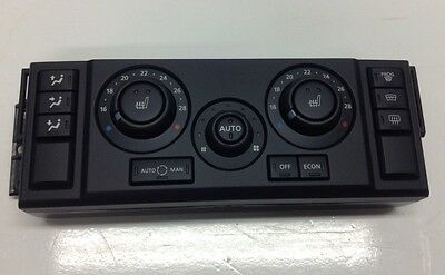 Genuine Discovery 3 & Range Rover Sport - Heater Control Unit (Jfc501190)