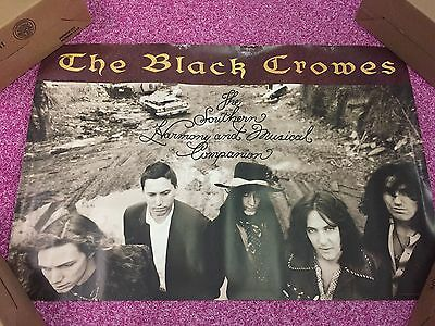 """Black Crowes - Southern Harmony and Musical Companion 1992 Poster 24""""X36"""""""