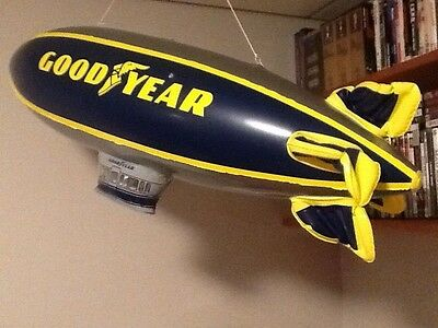 GOODYEAT TIRE Blimp advertisment  Inflatidble