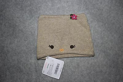 New Baby Girl Gymboree Daddys Night Owl Knit Hat 3 6 Mo