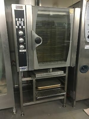 Zanussi 10 Tray Combi Oven Excellent Working Condition.