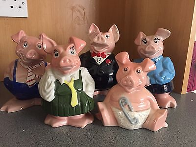 NatWest Pigs Piggy Banks