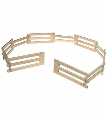 Breyer Traditional Wood Corral Fencing Accessory Toy