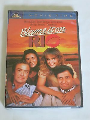 Blame It on Rio (DVD, 2001) New