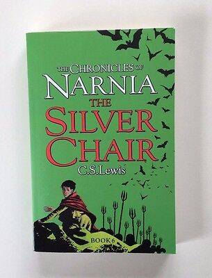 The Silver Chair by C. S. Lewis (Paperback, 2009) Book 6 BRAND NEW