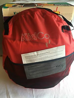 Kid Co Peopod Plus Infant Travel Bed/Tent Red/Blue