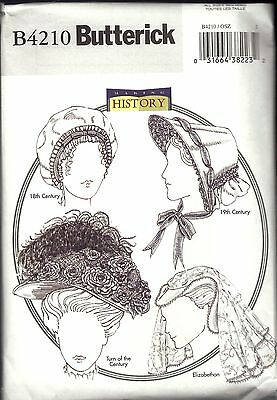 Butterick 4210 Making History Early 20Th Century Costume Pattern