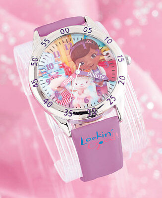 Disney Time Teacher Watches  Doc McStuffins Watch NEW Free Shipping