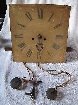 Early American Clock Works