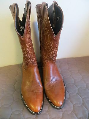 Never worn Laredo leather Cowboy Boots Size 9-1/2D