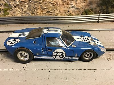 Competition Ford GT Slot Car