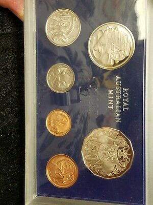 1969 Royal Australia Proof Set