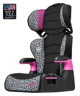 Kids Booster Car Seat Toddler Child Baby Safety High Back Safe Chair 30-110 Lbs