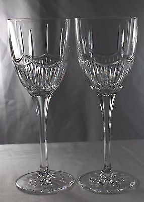 Radiance by Cristal D'Arques-Durand Water Goblets SET of 2