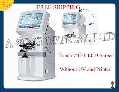 Colorful Touch Screen Automatic Auto Lensmeter Lensometer Focimeter