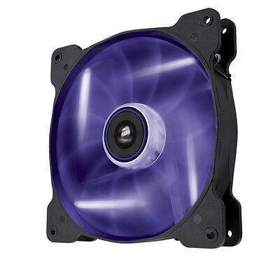 Corsair Air Series AF140 Quiet Edition Purple LED Fan